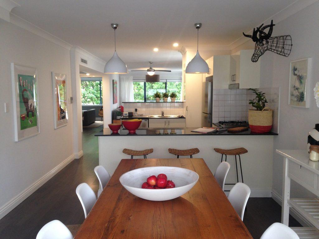rénovation peinture cuisine appartement nantes