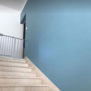 réalisation cage escalier et premier etage