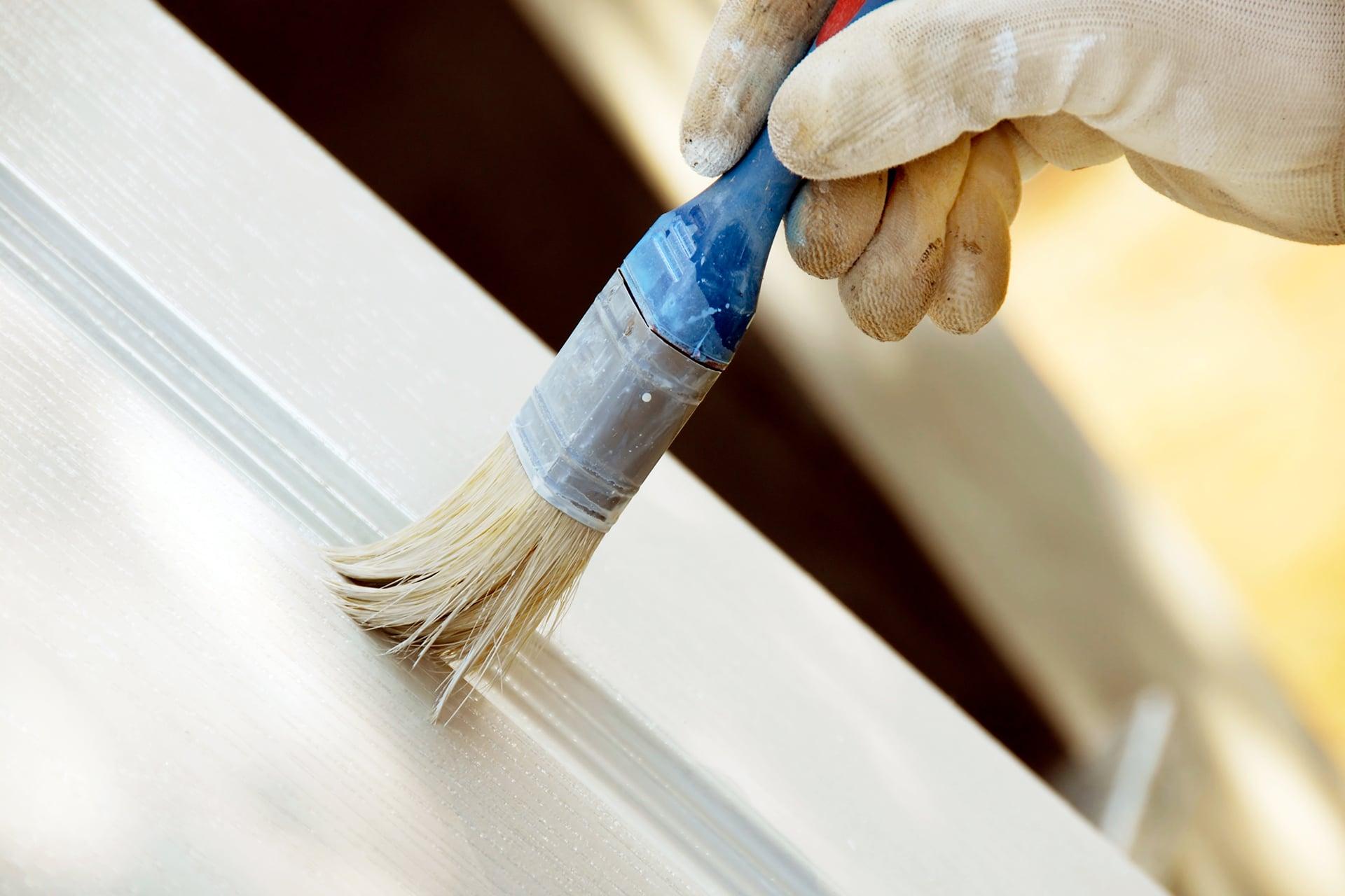 peinture porte