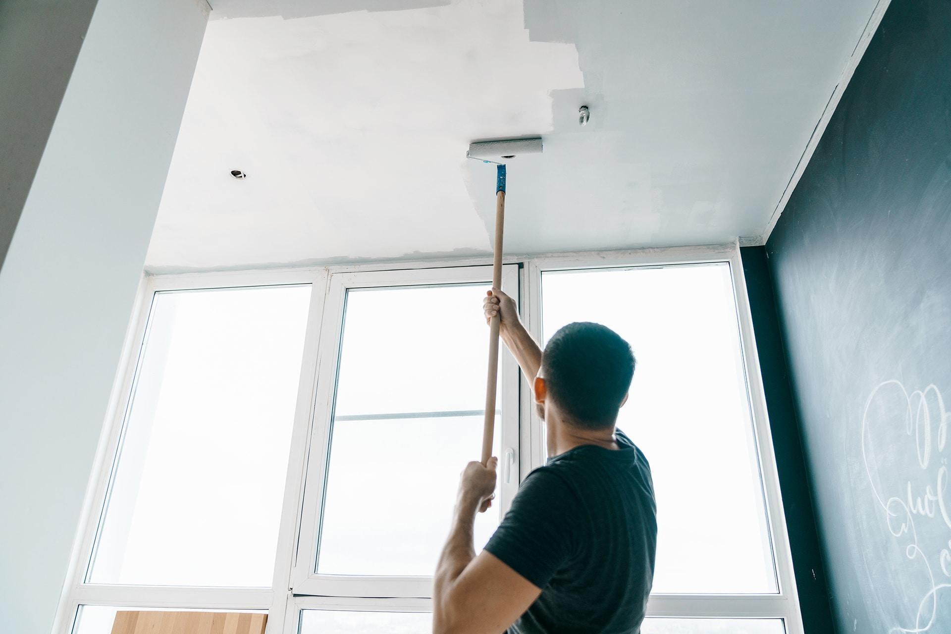 prestation peinture plafond